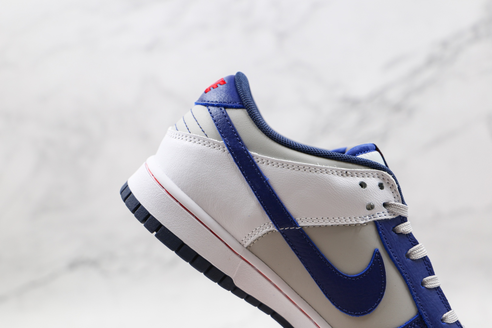 耐克Nike Dunk Low EMB x NBA联名款纯原版本低帮SB DUNK篮网配色板鞋原档案数据开发 货号:DD3363-001