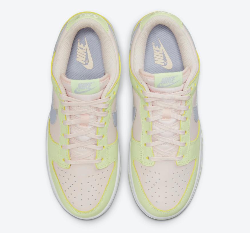 高颜值小清新配色!全新Nike Dunk Low月底登场! 货号:DD1503-600