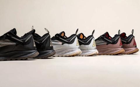 又一机能鞋款!全新Nike ACG Air Nasu 2下月发售! 货号:DC8296-002/DC8296-200/DC8296-001