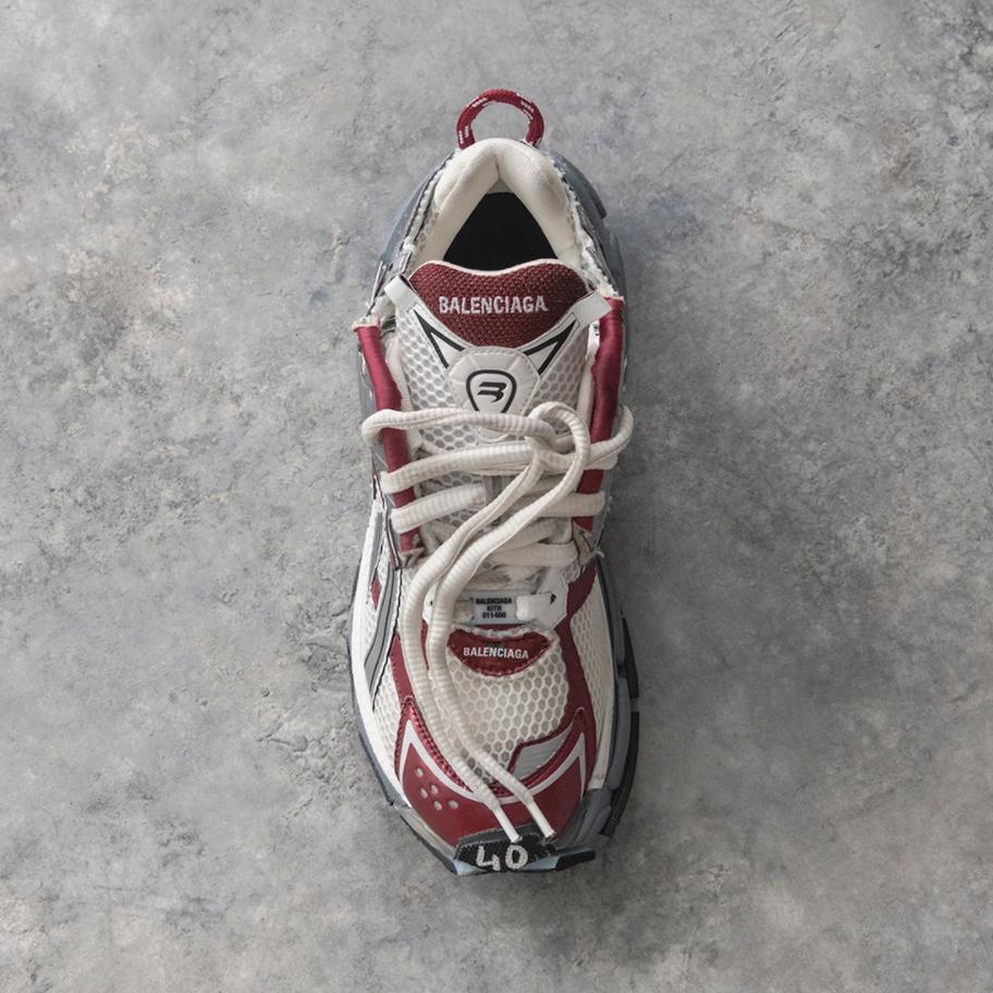 巴黎世家老爹鞋出新款了!全新Balenciaga Runner系列即将登场!