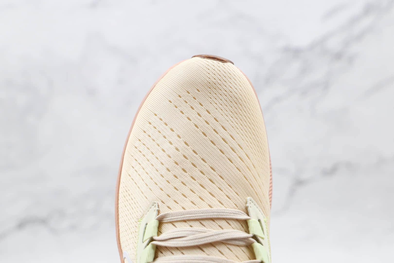 耐克Nike Air Zoom Pegasus 38纯原版本登月38代米灰色慢跑鞋原楦头纸板打造 货号:DM7195-211