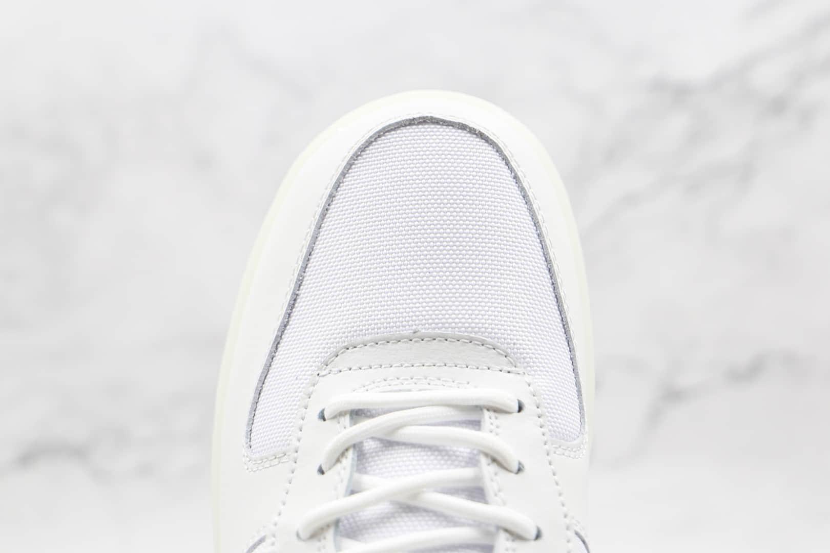 耐克Nike Air Force 1 GORE-TEX纯原版本低帮空军一号机能纯白板鞋内置气垫 货号:DJ7968-100