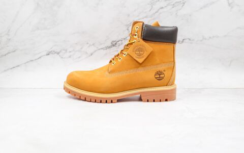 天伯伦Timberland纯原版本添柏岚高帮大黄靴原厂开发数据原盒原标