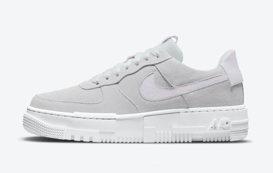 小清新配色!全新Nike AF1即将登场! 货号:DN5058-001