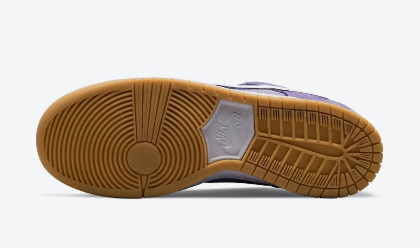 中底细节亮了!Nike SB Dunk Low新配色下月登场! 货号:DA9658-500