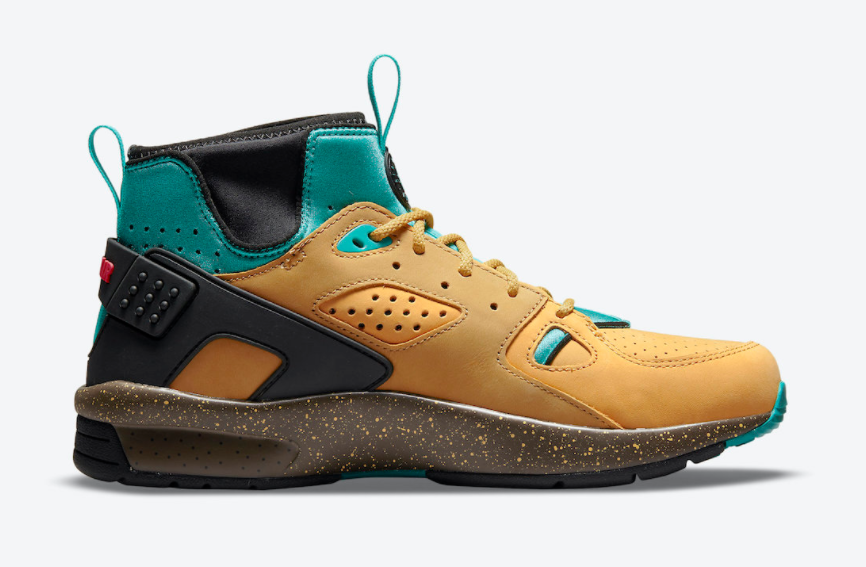 Mowabb鞋型诞生30周年!Nike ACG新配色下月登场! 货号:DC9554-700