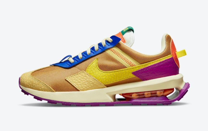 Nike Air Max Pre-Day新配色即将登场!环保鞋也能很吸睛! 货号:DO6716-700