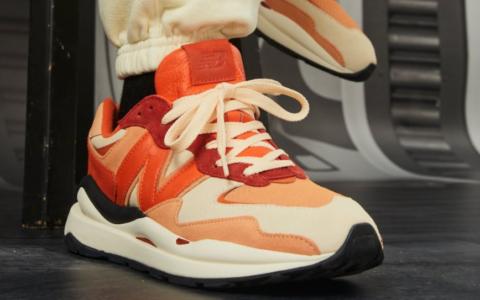 这双新百伦复古跑鞋有点好看!Concepts x New Balance 57/40联名即将登场!