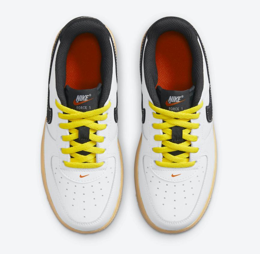 """Have a Nike Day""主题!全新笑脸AF1首度曝光! 货号:DO5856-100"