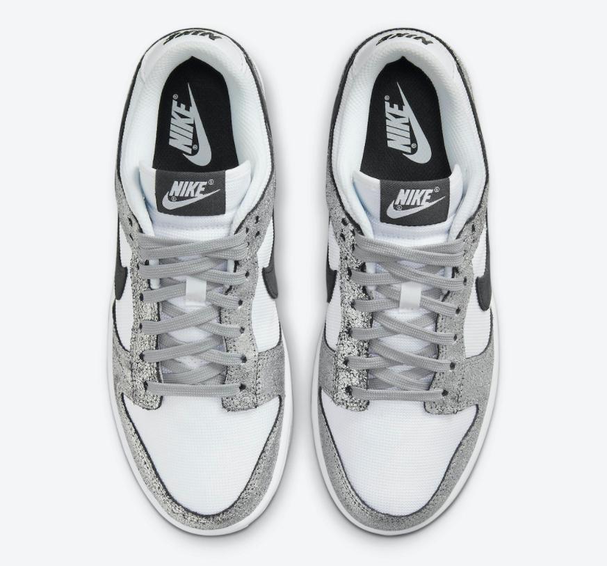 亮眼白银!Nike Dunk Low全新配色首度曝光! 货号:DO5882-001