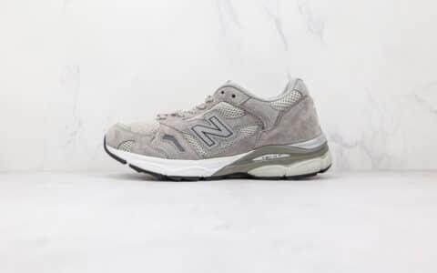 纯原版本新百伦NB920元组灰配色老爹鞋出货