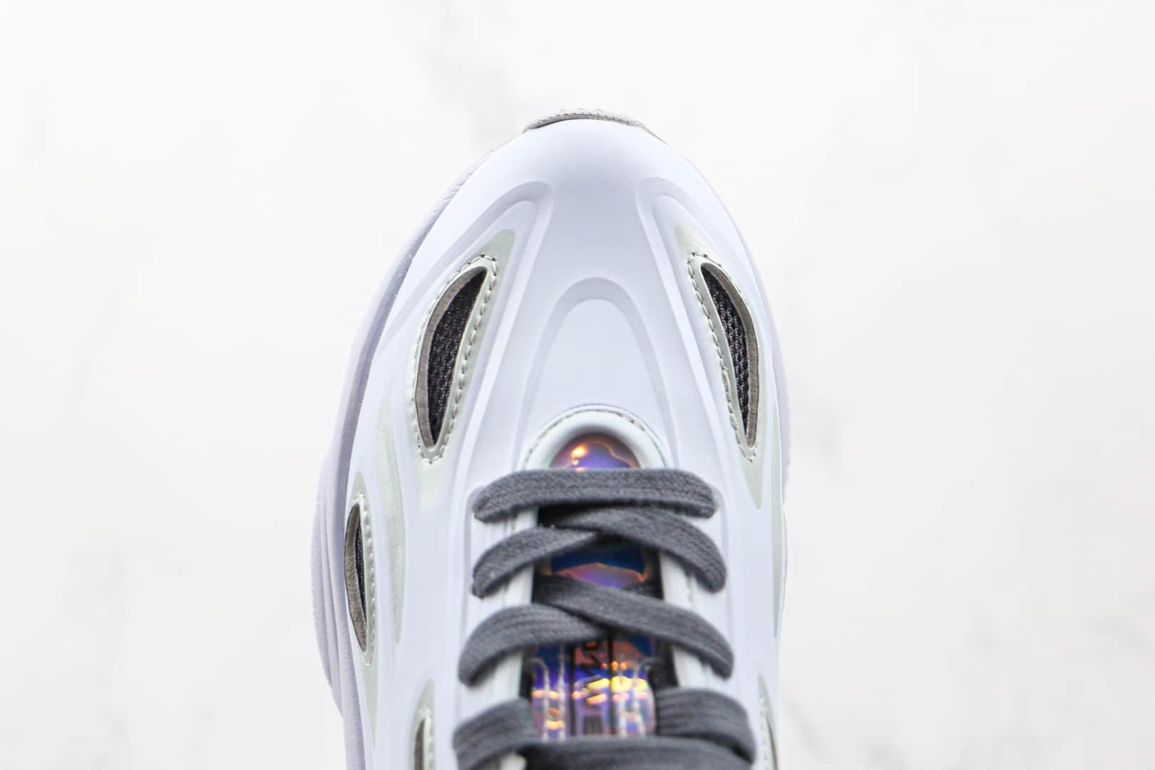 阿迪达斯Adidas original Ozweego Celox M纯原版本水管二代皮面银灰色慢跑鞋原档案数据开发 货号:GX2956