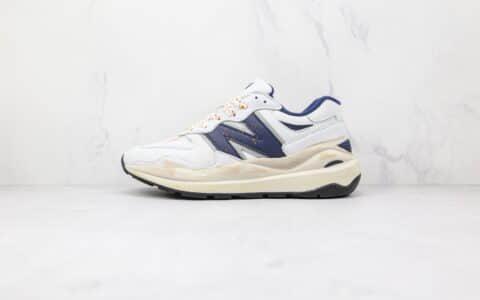 新百伦New Balance 5740纯原版本网面黑白泼墨NB5740慢跑鞋原鞋开模一比一打造 货号:M5740FD1