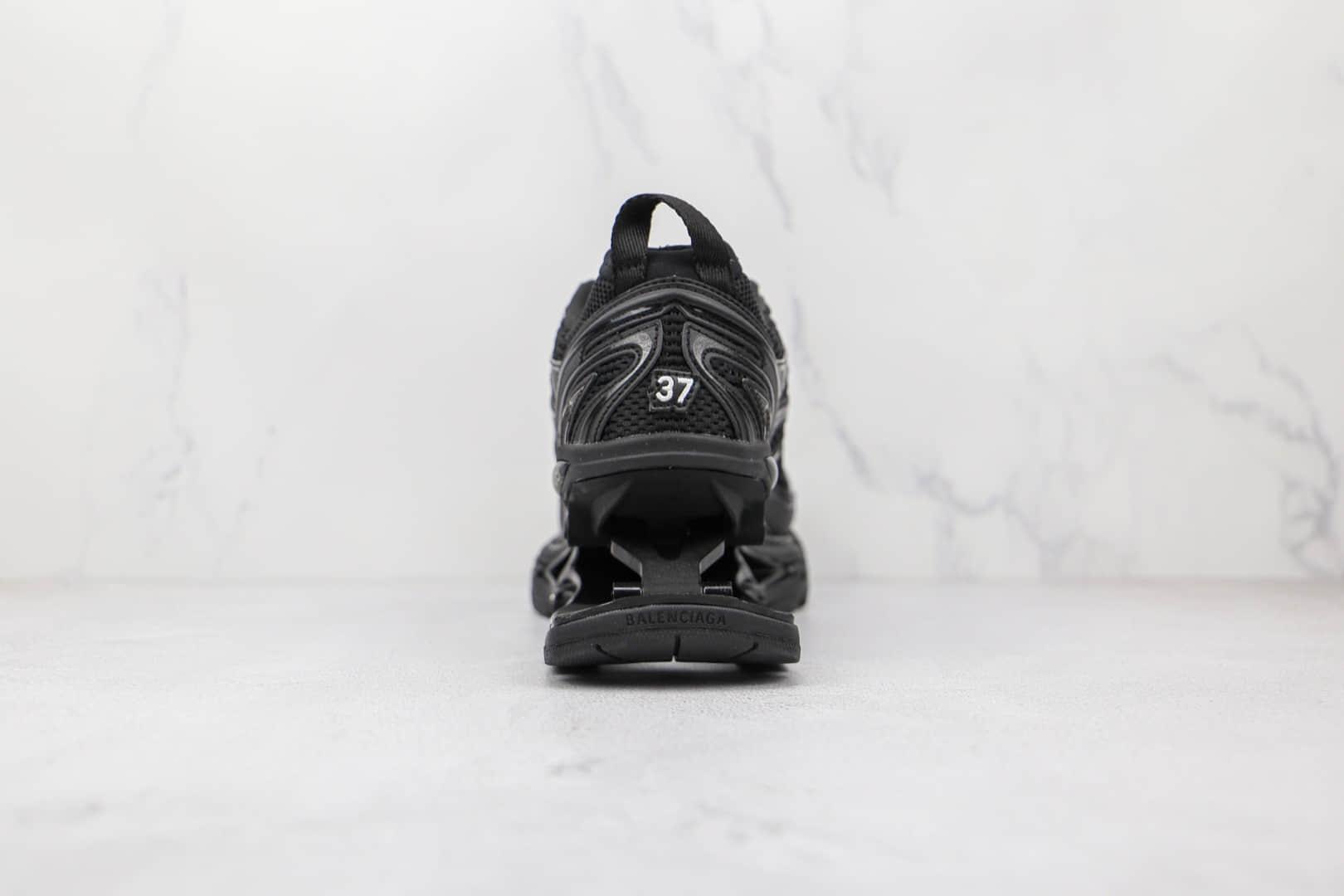 巴黎世家Balenciaga X-Pander纯原版本复古做旧增高弹簧运动老爹鞋原盒原标