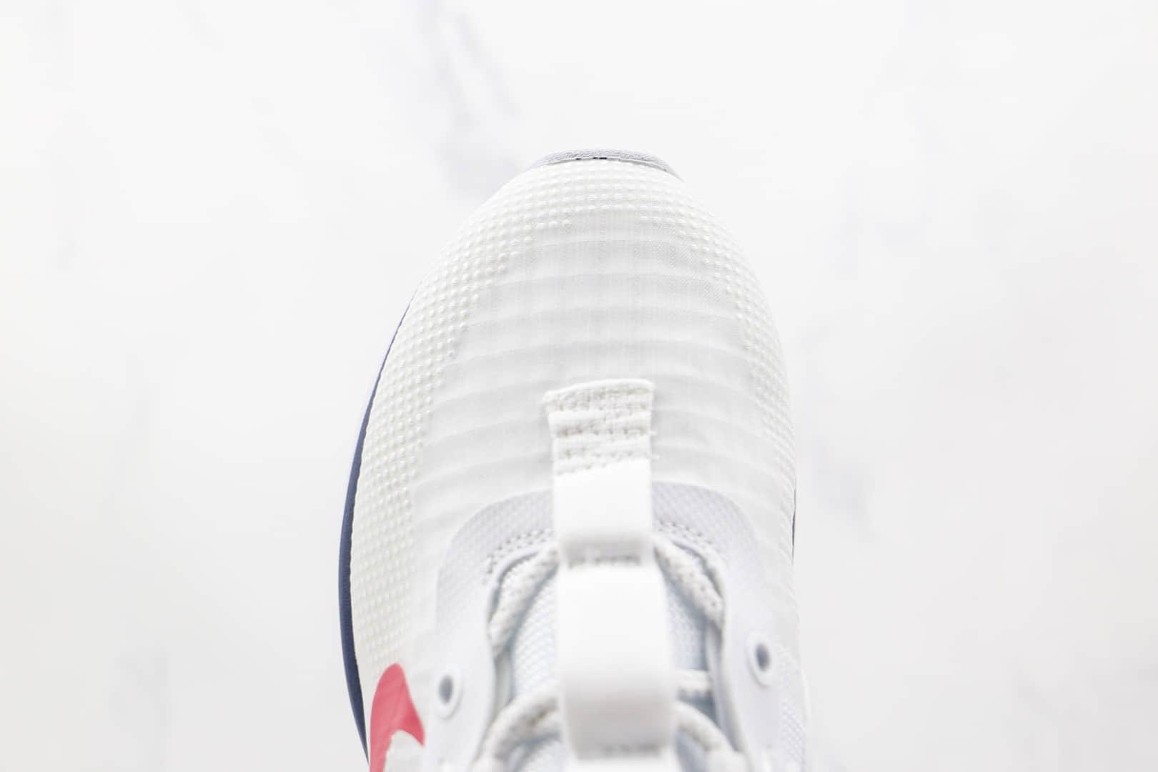 耐克Nike Air Max 2021纯原版本白红色Max2021气垫鞋原盒原标 货号:DC9478-100