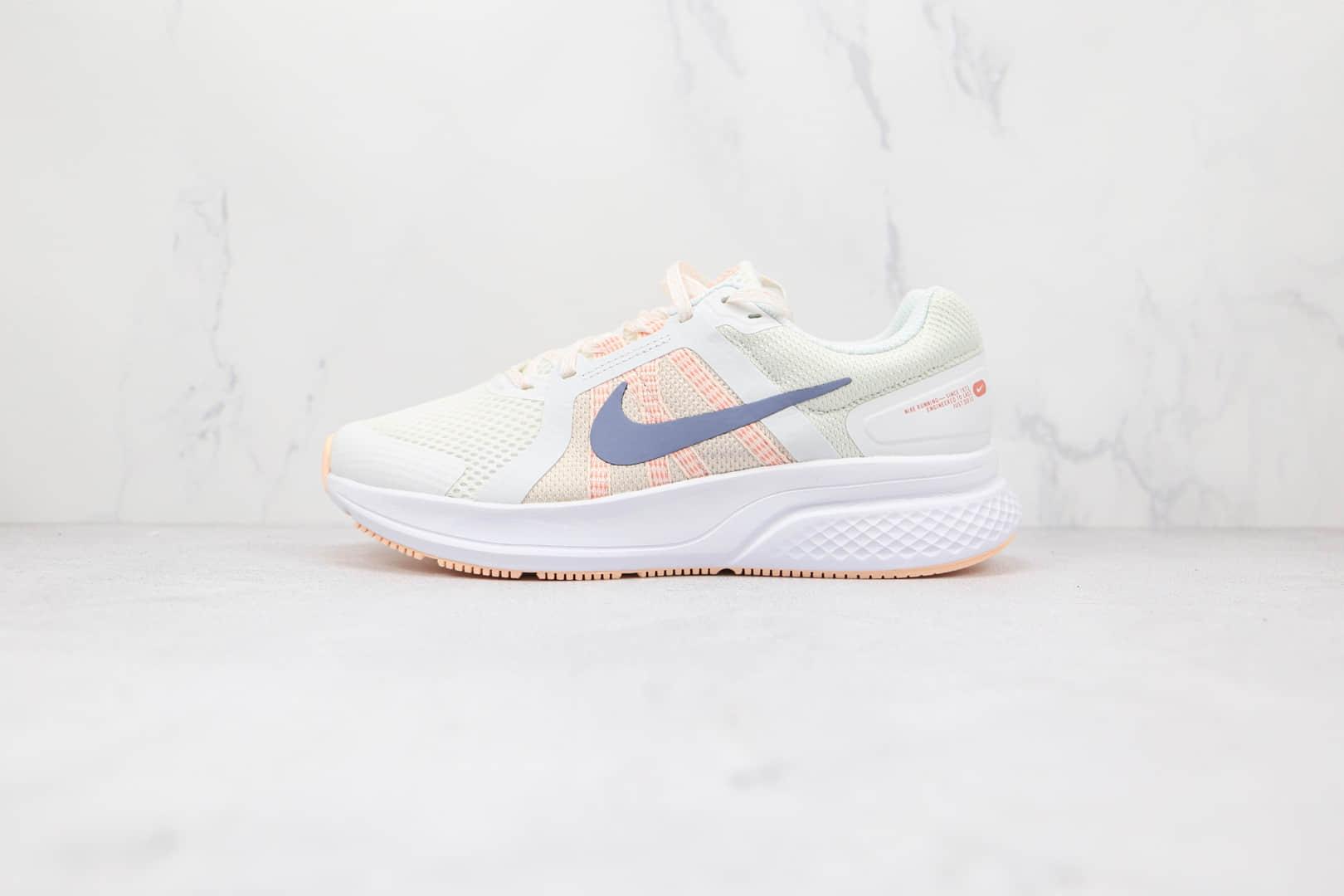 耐克Nike Run Swift 2纯原版本极致S2黑橙色跑步鞋原档案数据开发 货号:CU3528-100