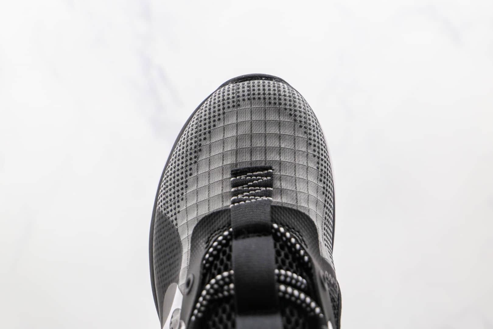 耐克Nike Air Max 2021纯原版本黑灰色Max2021半掌气垫鞋原档案数据开发 货号:DA1925-001