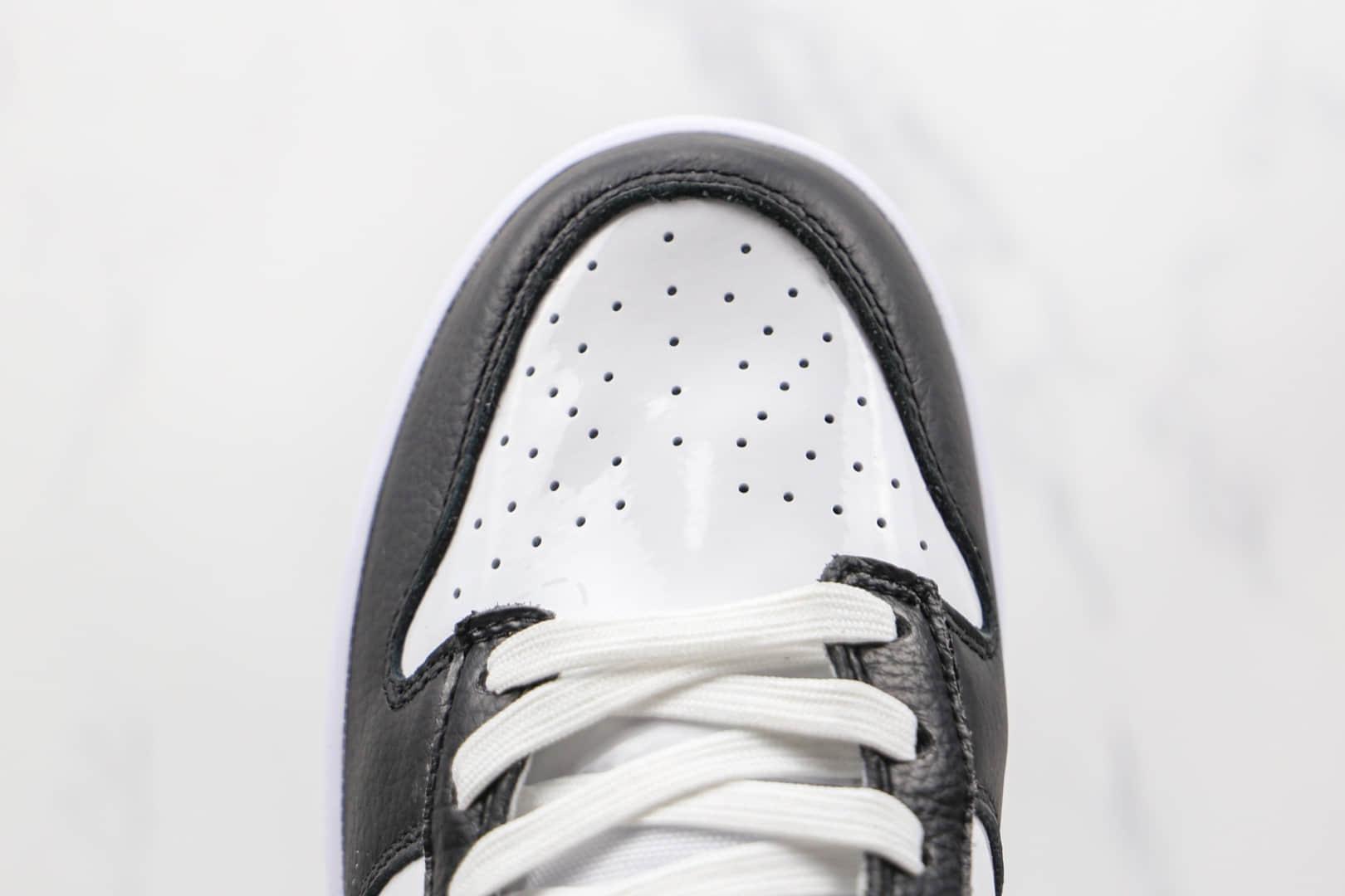 耐克Nike Dunk Low South Korea纯原版本低帮DUNK韩国国旗黑红蓝色鸳鸯板鞋原盒原标 货号:DM7708-100