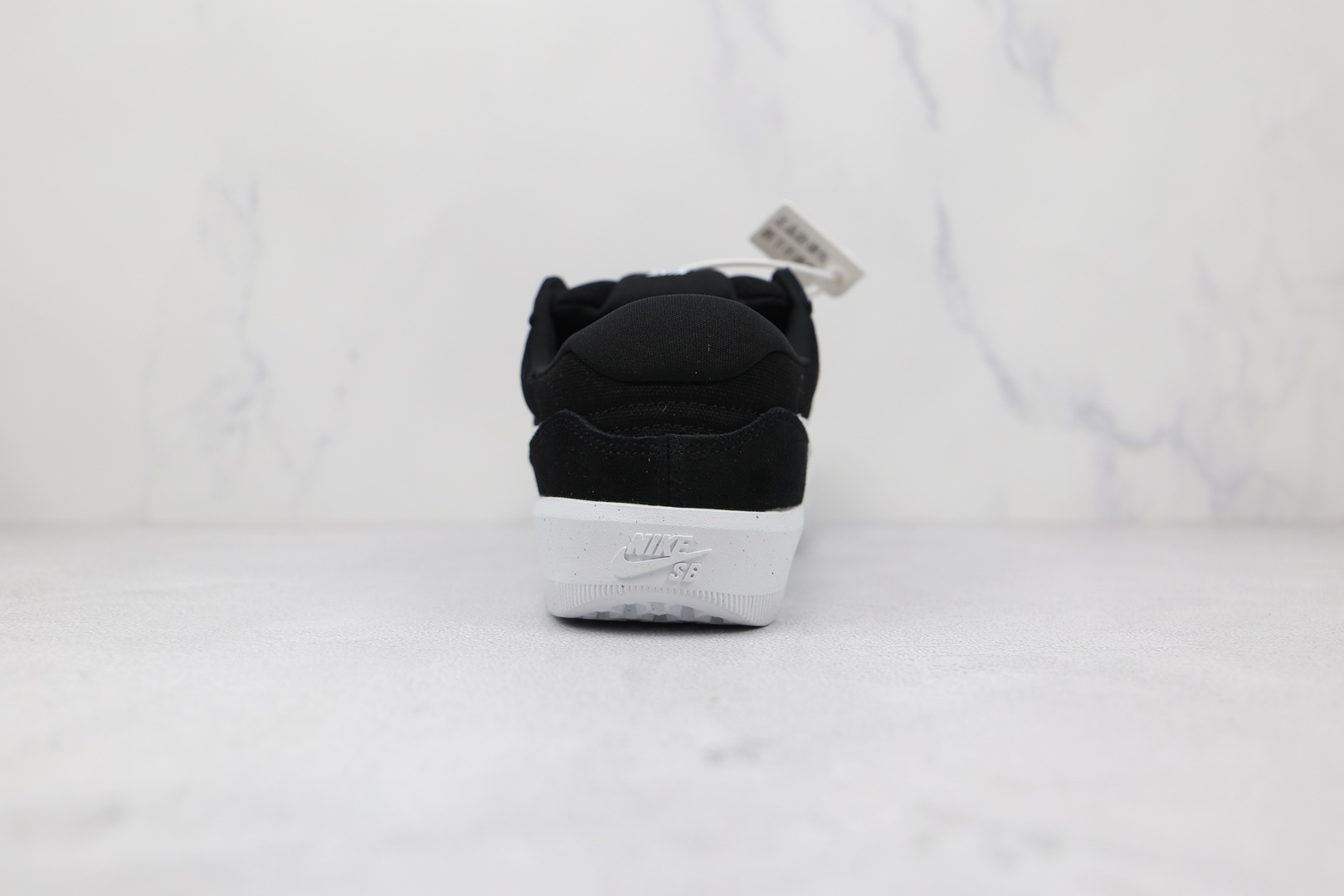 耐克Nike SB Force 58纯原版本黑白色SB系列滑板鞋原档案数据开发 货号:CZ2959-001