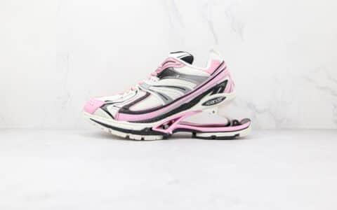 莞产纯原版本巴黎世家白粉色增高复古做旧老爹鞋出货