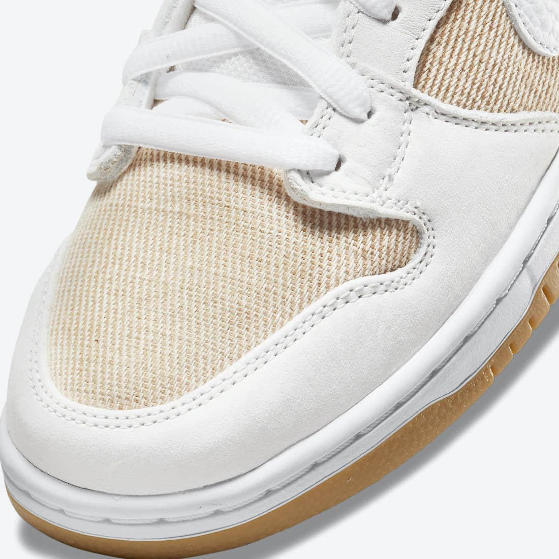 全新Nike SB Dunk High官图释出!构色清新简约! 货号:DA9626-100