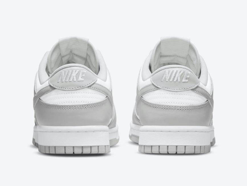 简约灰白配色!全新Nike Dunk Low官图释出! 货号:DD1391-103