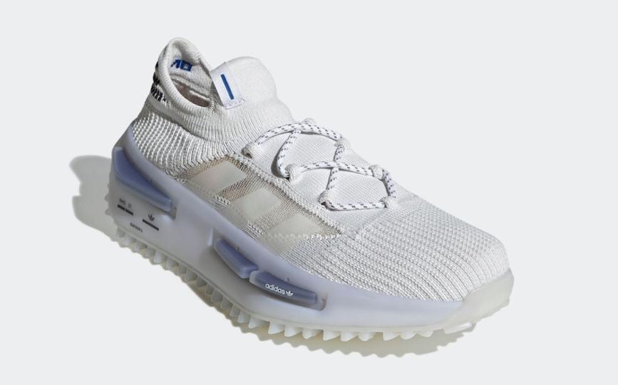 菲董新鞋adidas NMD S1官图释出!机能感十足! 货号:GZ7900