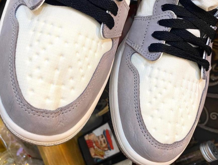 """雨鞋AJ1""""Gore-Tex""""新配色实物曝光!12月1日发售! 货号:DB2889-100"""