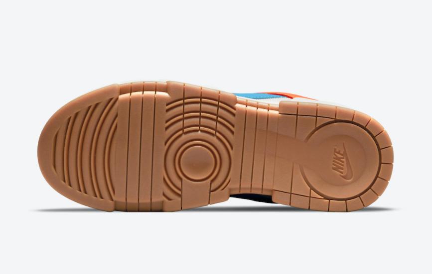 全新Nike Dunk Low Disrupt官图释出!即将登场! 货号:CK6654-104