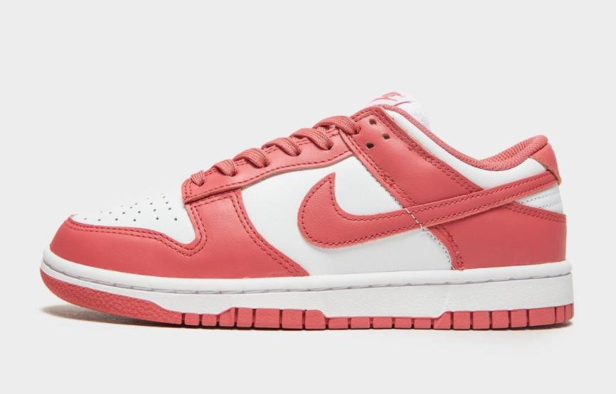 小姐姐必看!全新Nike Dunk糖果粉即将登场! 货号:DD1503-111