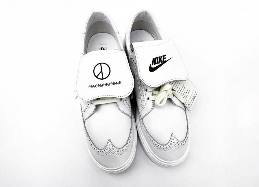 权志龙Nike新联名完整实物曝光!你心动了吗?