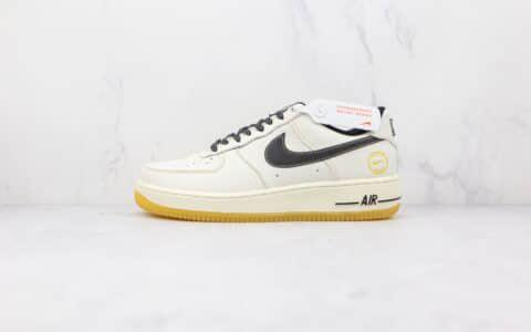 耐克Nike Air Force1 Low纯原版本低帮空军一号NYC洛杉矶快船队生胶底配色板鞋内置气垫 货号:CH1808-008