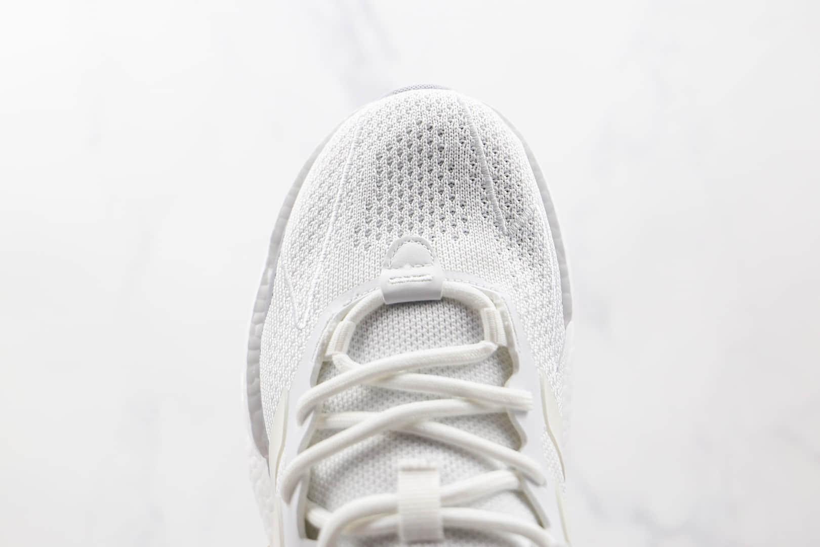 阿迪达斯Adidas Boost X9000L4纯原版本白灰色99系列爆米花跑鞋原楦头纸板打造 货号:S23668