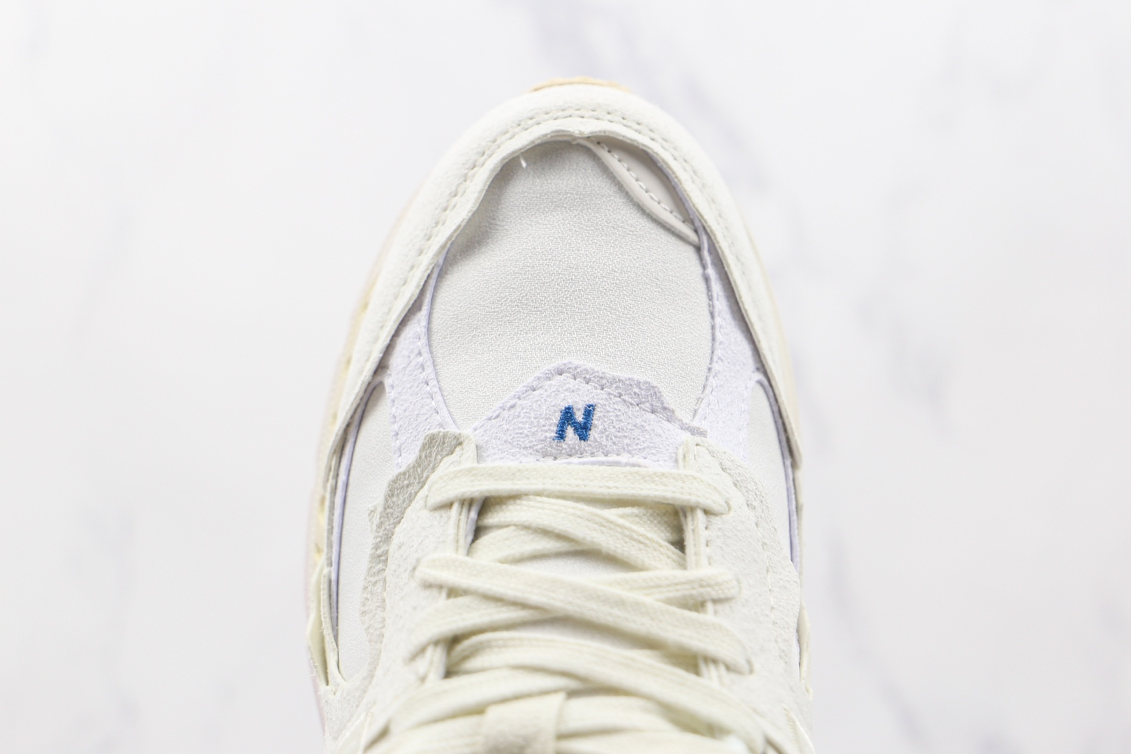 新百伦New Balance 2002R Protection Pack纯原版本海盐白色NB2002不规则剪裁复古解构老爹鞋原档案数据开发 货号:M2002RDC
