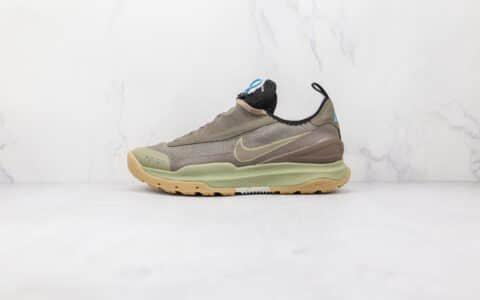 耐克Nike ACG Zoom Air AO纯原版本灰色ACG户外登山鞋原档案数据开发 货号:CT2898-201