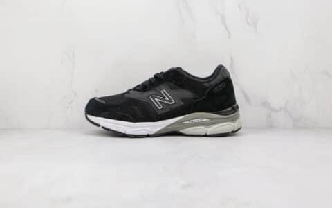 新百伦New Balance Made in UK M920纯原版本深蓝色NB920复古老爹鞋原档案数据开发 货号:W920KR