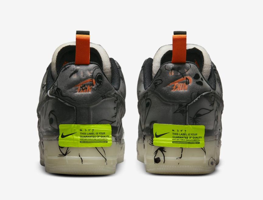 AF1、Dunk还是Presto?这4双Nike万圣节系列太炫酷!