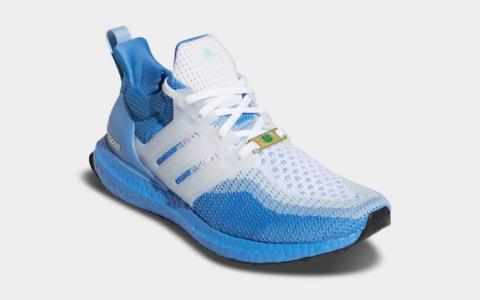 天才游泳少女莱德基联名!全新adidas UB2.0 DNA下月登场! 货号:GX3982